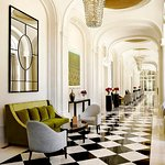 The Gallery: Our stunning entry hallway