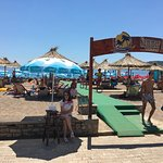 Olympic Summer Paradise cafe bar
