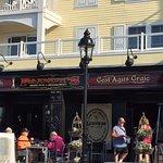 Paddy's Irish Pub front entranceway
