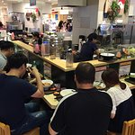 Food Court at Lotte Department Store Main Foto