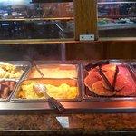 Breakfast buffet on Saturday and Sunday