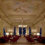Grand Hotel Kronenhof Pontresina Interior