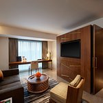 Towers Suite Sitting Room