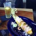 Elote Mexican Style