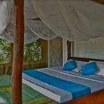 A beautiful experience a barefoot beach safari tent luxury
