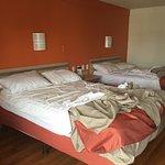 La chambre, le matin