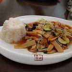 tofu chop suey