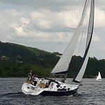 Full sail to Ambleside