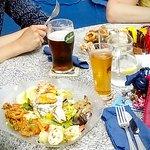 Scrumptious seafood platter
