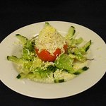 Chicken Salad Stuffed Tomato Crown for Lunch