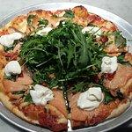 Mr Smokestack Woodfire Pizza