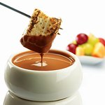 THE ULTIMATE CHOCOLATE FONDUE
