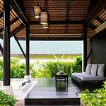Anantara Pool Villa Outdorr Sundeck