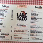 Lake Taco Foto