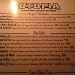 Photo de Utopia Restaurant and Bar