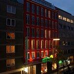 慕尼黑市中心特列夫酒店