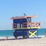 Les cabanes de plages