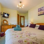Buckator double en-suite room