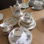I have inherited several perfect Tsets/dinner sets. Would you be interested in buying any? The f