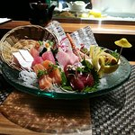 one place not to miss if you love sushi!