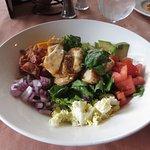 Muriel's chicken Cobb salad