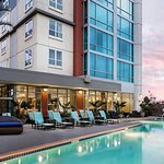 Foto de Residence Inn Long Beach Downtown