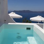 Galatea - Outdoor Jacuzzi Suite, great view!