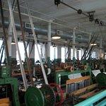 Boott Cotton Mills-these machines still run and make cloth