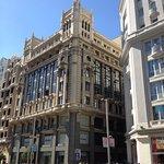 Foto de Tryp Madrid Cibeles Hotel