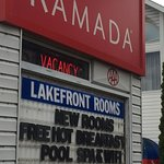 Foto de Ramada Mackinaw City Waterfront