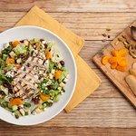 Lighter fare salads