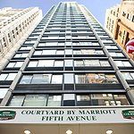 Photo de Courtyard New York Manhattan/Fifth Avenue