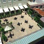 2nd floor courtyard