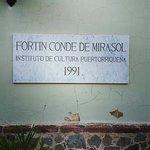 Fortin Conde de Mirasol Museum