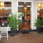 Our bar/lobby
