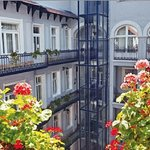 Photo de Baross City Hotel