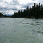 Foto di Athabasca River