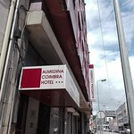 Almedina Coimbra Hotel Foto
