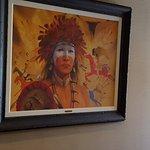 Foto de Hampton Inn Cherokee