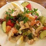 Grande salade fraîcheur