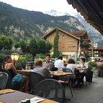 Great restaurant at Lauterbrunnen !