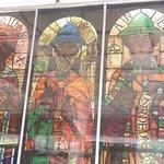 premiers vitraux