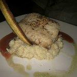 Cashew crusted Mahi