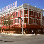 The Wrangler Building has been home to some sort of retail outlet since its erection in 1892.