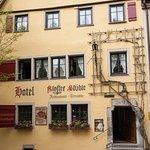 Restaurant, Hotel und Nebenräume