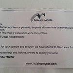 Photo de Monte Carmelo Hotel