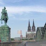 Hohenzollern Bridge Foto