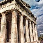 Temple of Hephaestus, Ancient Agora of Athens