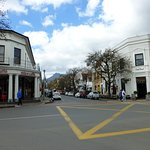 Dorp Street Foto