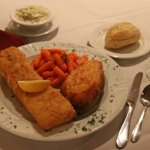 Our delicious Friday Fish Fry